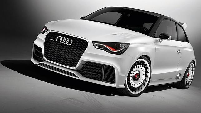 Audi A1 clubsport quattro, aventura racing