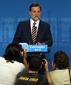 Rajoy auditará todas las Comunidades donde va a gobernar para saber la situación real