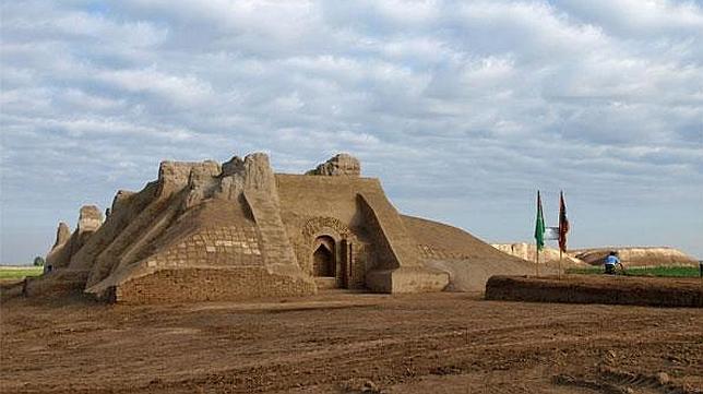 Descubren la iglesia cristiana más antigua de Asia Central en Turkmenistán