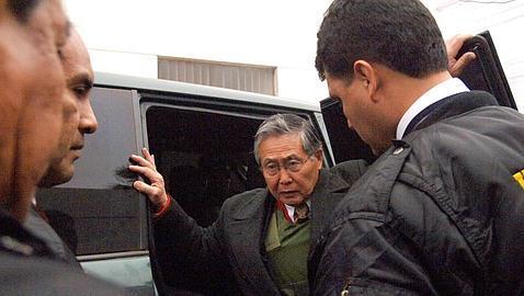 El nuevo Gobierno de Humala enviará a Fujimori a una cárcel común