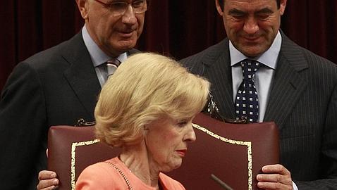 Bono elimina el Pleno de los jueves en el Congreso con el voto de una veintena de diputados