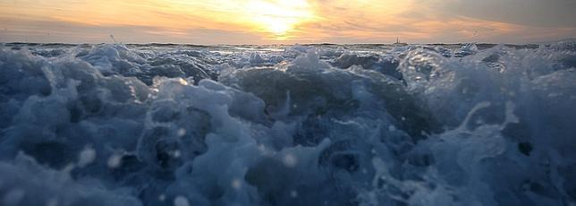La superficie del agua no es tan húmeda como parece