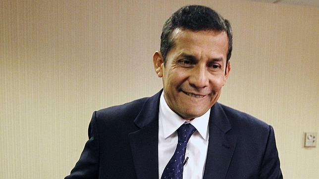 Ollanta Humala: «No nacionalizaré ninguna empresa española»