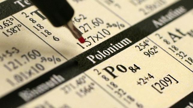 Dos nuevos elementos qumicos amplan la tabla peridica abc dos nuevos elementos qumicos amplan la tabla peridica urtaz Choice Image