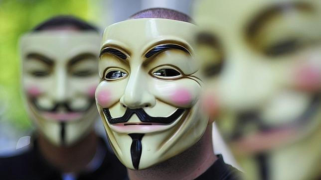 La Policía anuncia la detención de la cúpula de Anonymous en España