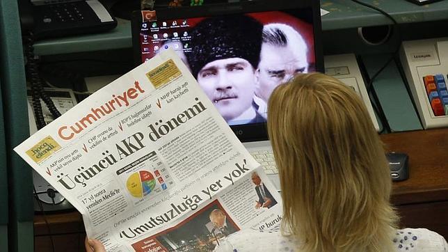 La victoria de Erdogán amenaza la libertad de prensa en Turquía