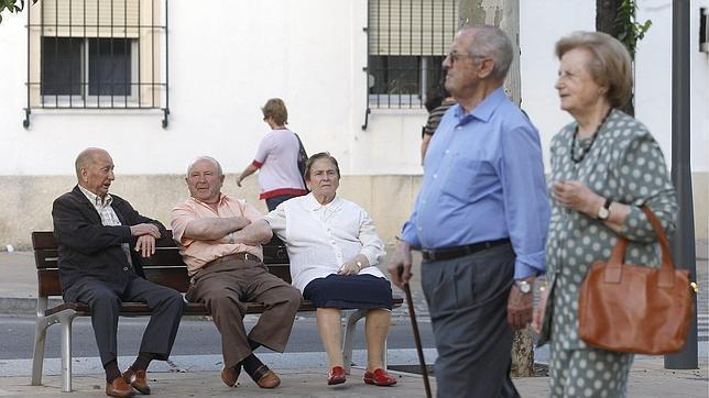 Uno de cada cinco ancianos españoles vive con apatía