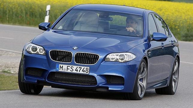 BMW M5: 560 CV sobre la mesa
