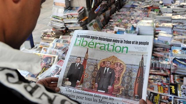 El Movimiento 20-F marroquí sale a la calle para pedir más reformas al Rey
