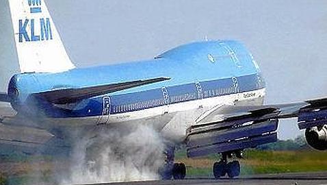 KLM utilizará el aceite de cocina como «gasolina» para sus vuelos