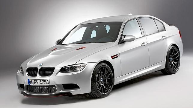 BMW M3 CRT, peso pluma