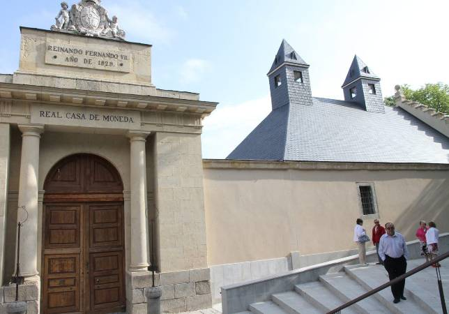 Segovia inaugura la rehabilitada casa de la moneda - Casa de la moneda empleo ...