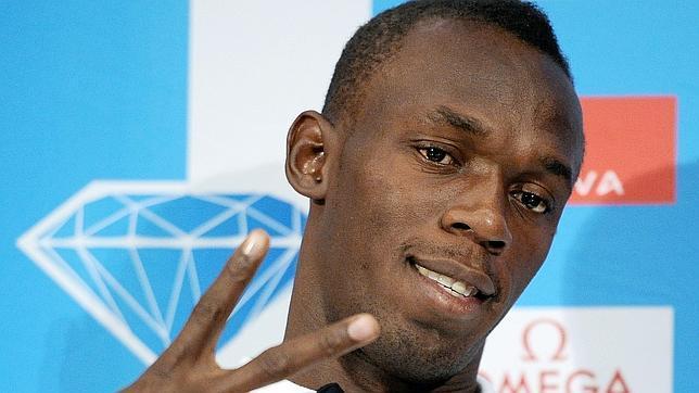Bolt: «Quiero ser una leyenda del deporte»