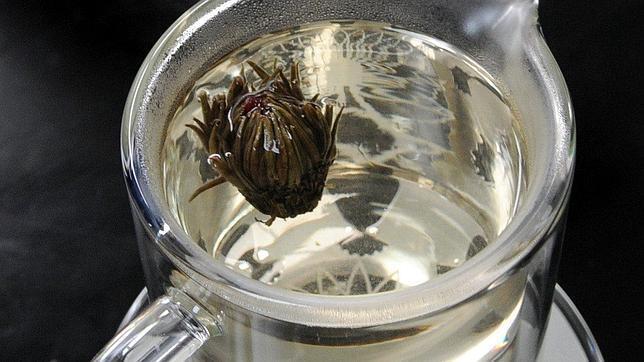 El té verde reduce el colesterol malo