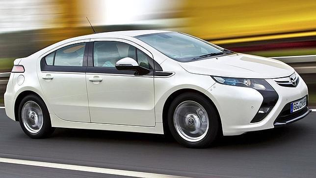 Opel Ampera, un eléctrico que no para