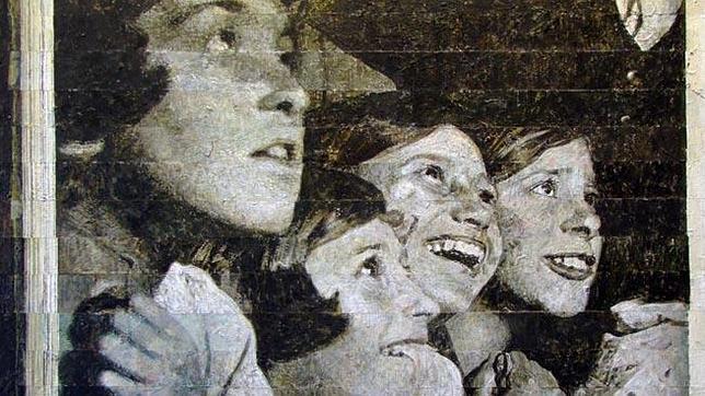 Alejandro Bombín: «La primera pantalla 2», 2011