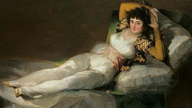 «La maja vestida» será una de las obras que podrá verse en Caixaforum