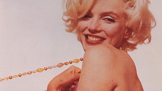 marilyn2  644x362 A subasta el supuesto filme porno de Marilyn Monroe en Argentina