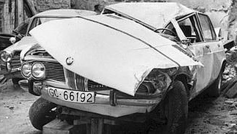 Nino Bravo accidente