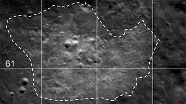 Descubren el misterio del «punto caliente» en la cara oculta de la Luna