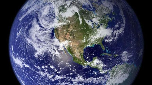 La Tierra es cada vez más ancha