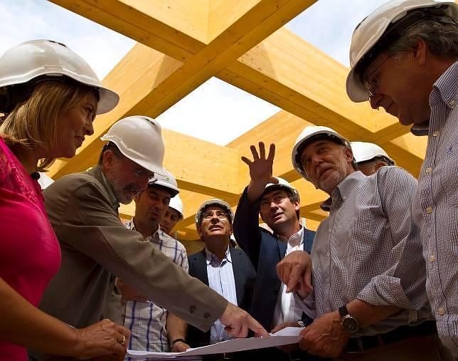 El Centro del Lobo abrirá el próximo verano como «referente nacional»