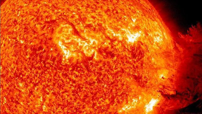 Grandes tormentas solares pueden interrumpir las comunicaciones estos días