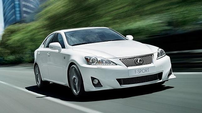 Lexus IS 250 F-Sport, exclusivo y din�mico