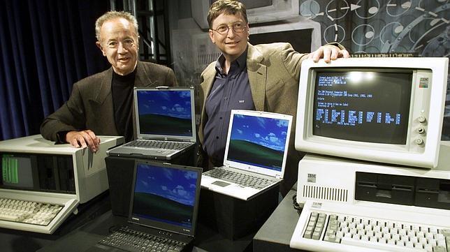 El PC cumple 30 años eclipsado por el éxito de las tabletas