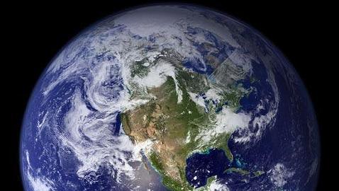 El radio de la Tierra se expande 0.1 milímetros al año, el grosor de un cabello humano