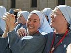 Directo: el Papa critica la visión «utilitarista» de la educación ante un millar de profesores universitarios
