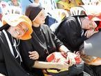 Directo: Miles de jóvenes esperan al Papa en Cuatro Vientos para la Vigilia