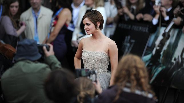 Emma Watson: «Pertenecer a Hollywood no es fácil»