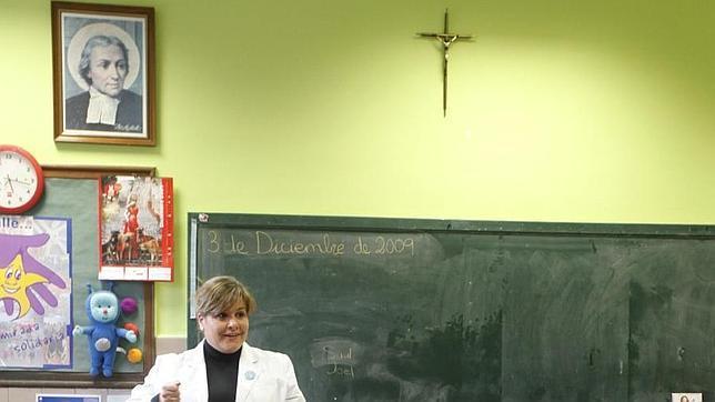 Ofensiva laica contra la clase de religión