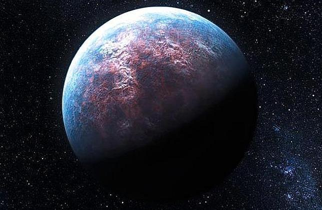 Resultado de imagen de Descubren un planeta como la Tierra