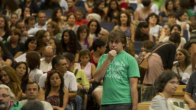 El sindicato de profesores asegura que estos acabarán acatando la ampliación de horas lectivas