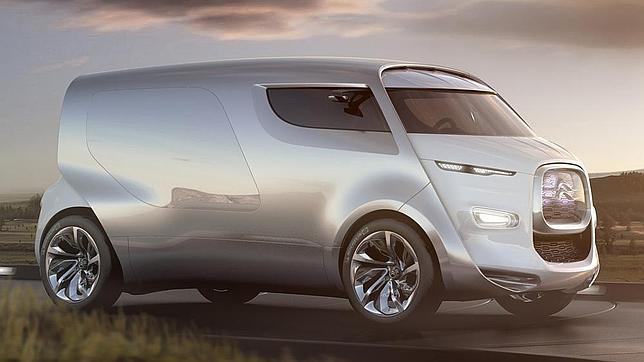 Citroën Tubik Concept, viajero del futuro