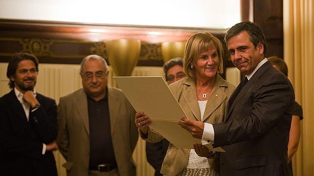 Toma de posesión de Daniel de Alfonso Laso como director de la OAC