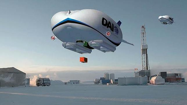 ¿Regresa la era de los dirigibles?