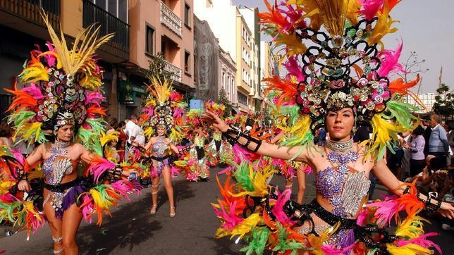 Resultado de imagen de carnaval las palmas