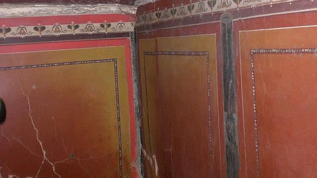 La erupción del Vesubio está detrás del misterio del «rojo pompeyano»