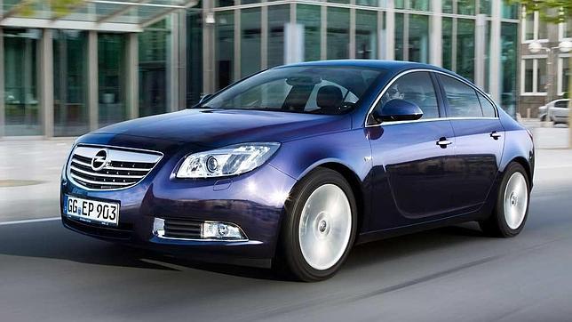 Opel Insignia: novedades para reforzar el éxito