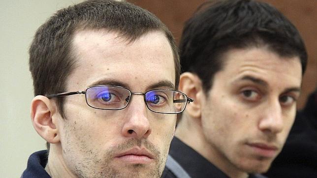Liberados los dos estadounidenses condenados por espionaje en Irán