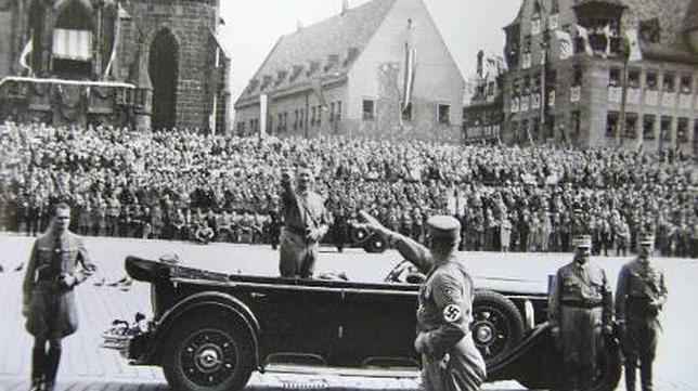 El pasado nazi de Hugo Boss