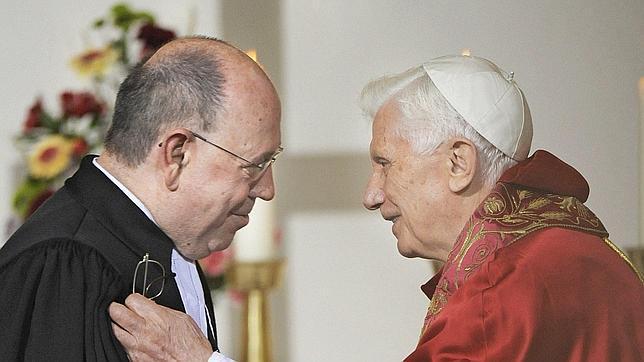 Matrimonio Catolico Y Protestante : Benedicto xvi invita a protestantes y católicos «dar