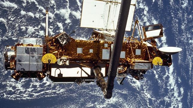 La NASA confirma que el UARS ya ha impactado en la Tierra