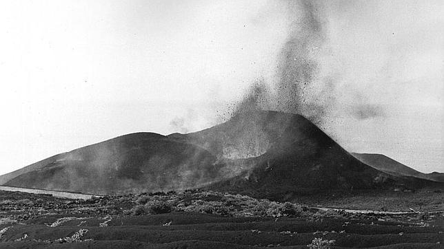 El Hierro, en alerta por riesgo de erupción volcánica