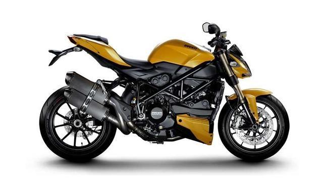 Ducati Streetfighter 848, la «pequeña»