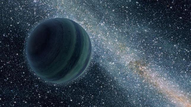 Un planeta expulsado del Sistema Solar