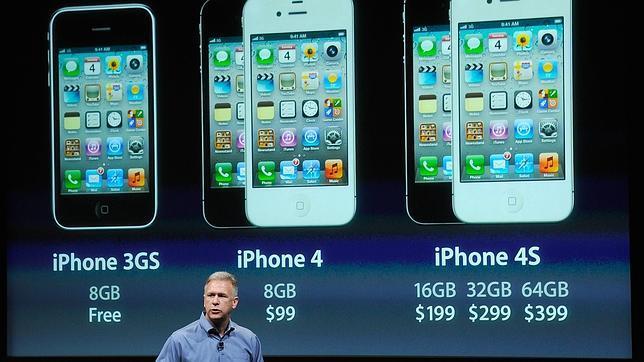 ¿Y el iPhone 5?